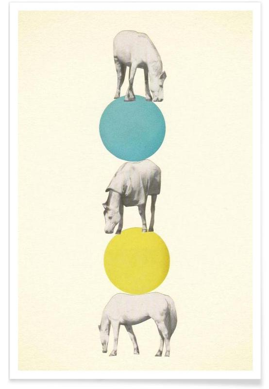 Horseplay -Poster