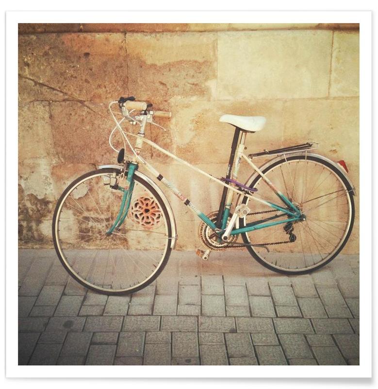 La Bicicleta poster