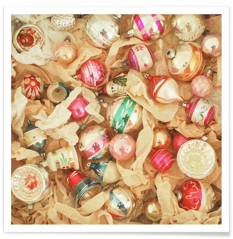 Box of Baubles Poster