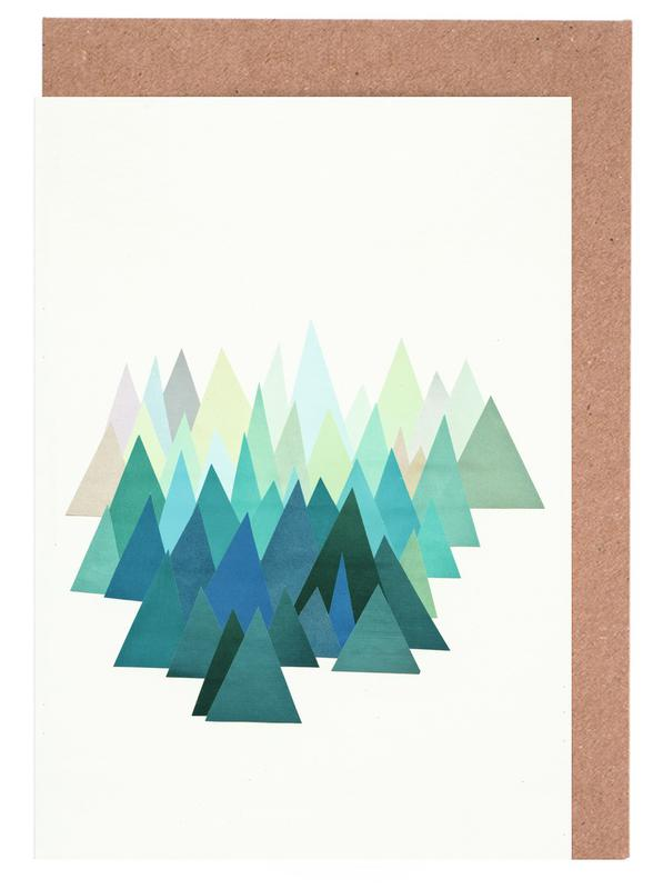 Cold Mountain Greeting Card Set