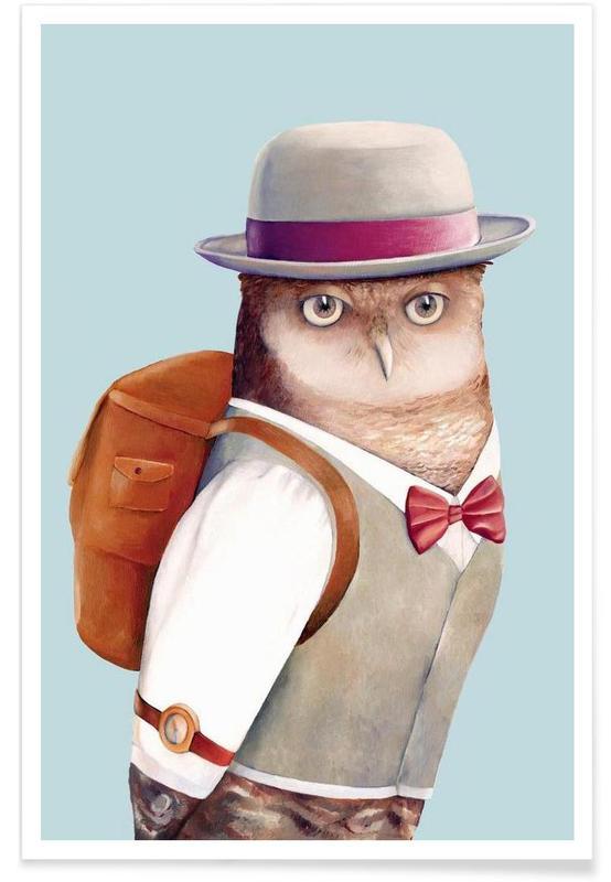 Owl affiche