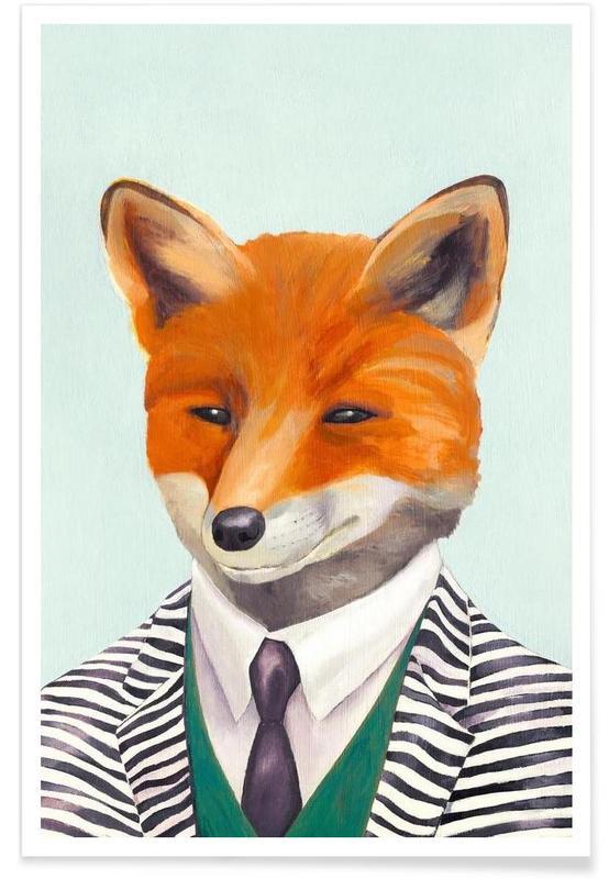 Mister Fox Poster