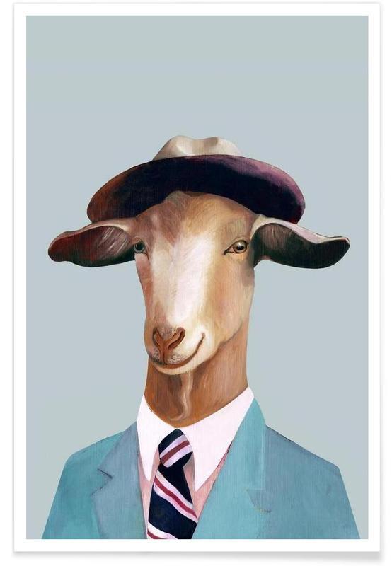 Goat affiche