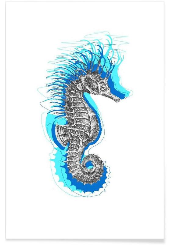 Seahorse -Poster