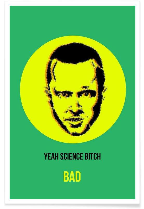 Yeah Science Poster 2 -Poster