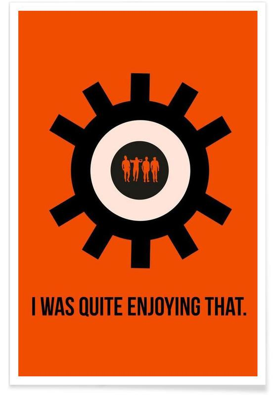 Clockwork Poster poster