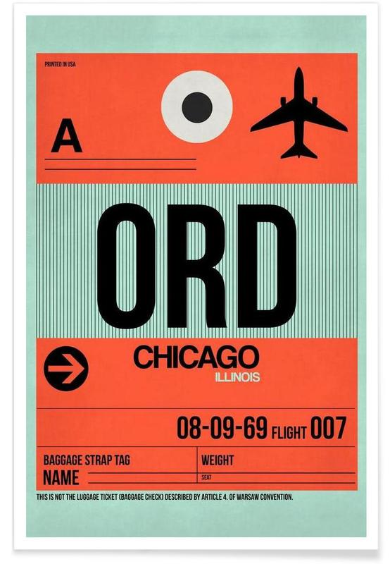 ORD-Chicago Poster