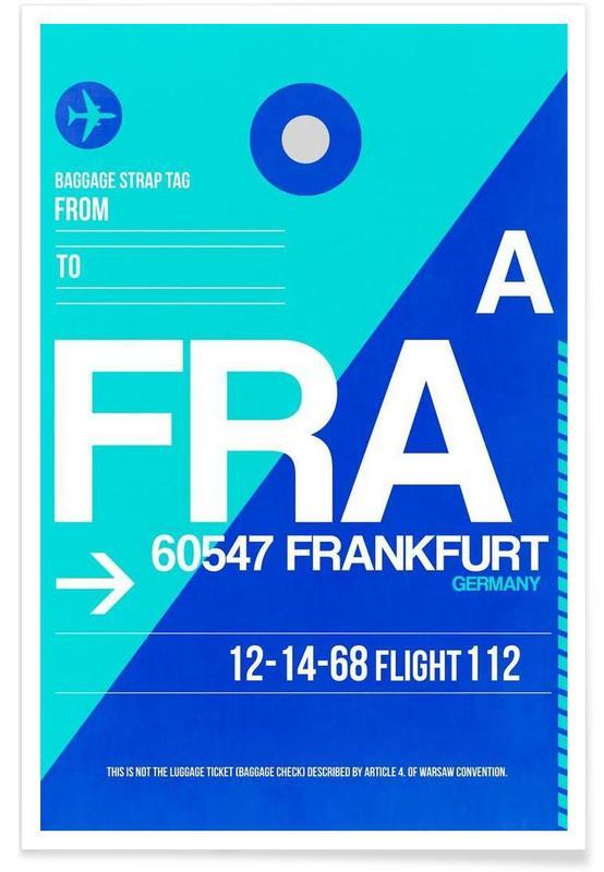 FRA-Frankfurt Poster