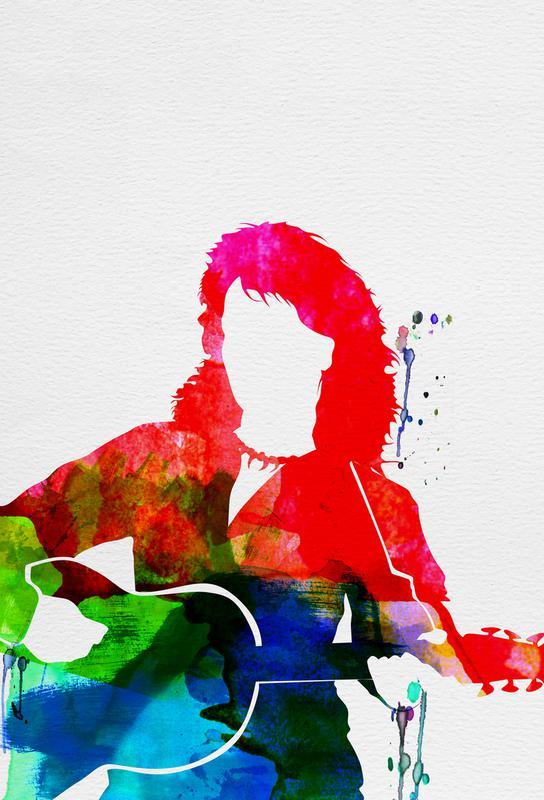 Neil Diamond Acrylglasbild