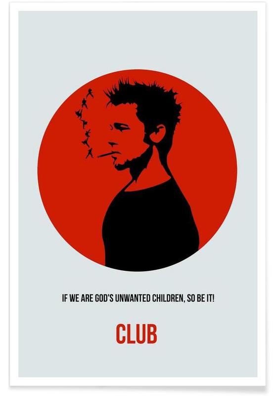 Club Poster 2 poster