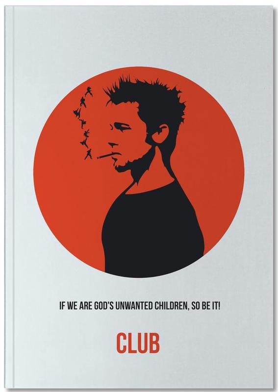 Club Poster 2 Premium Notizbuch | Dekoration > Bilder und Rahmen > Poster | Mehrfarbig | Papier