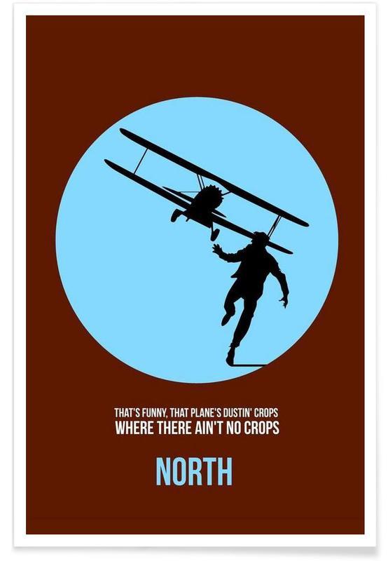 North Poster 2 affiche
