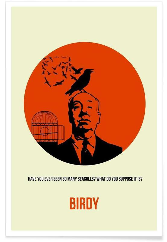 Birdy Poster 2 affiche