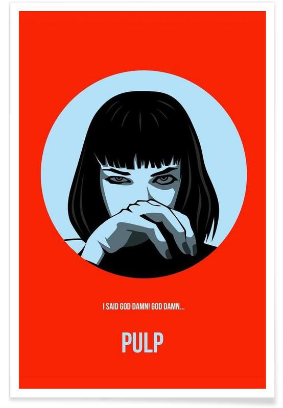 Pulp Poster 1 Poster