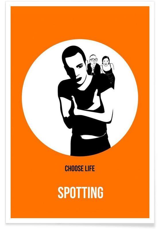 Spotting Poster 2 poster