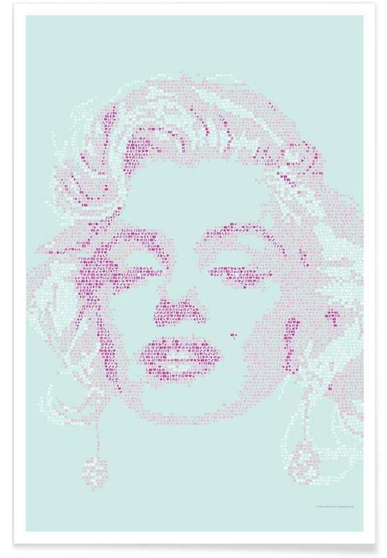 Marilyn affiche