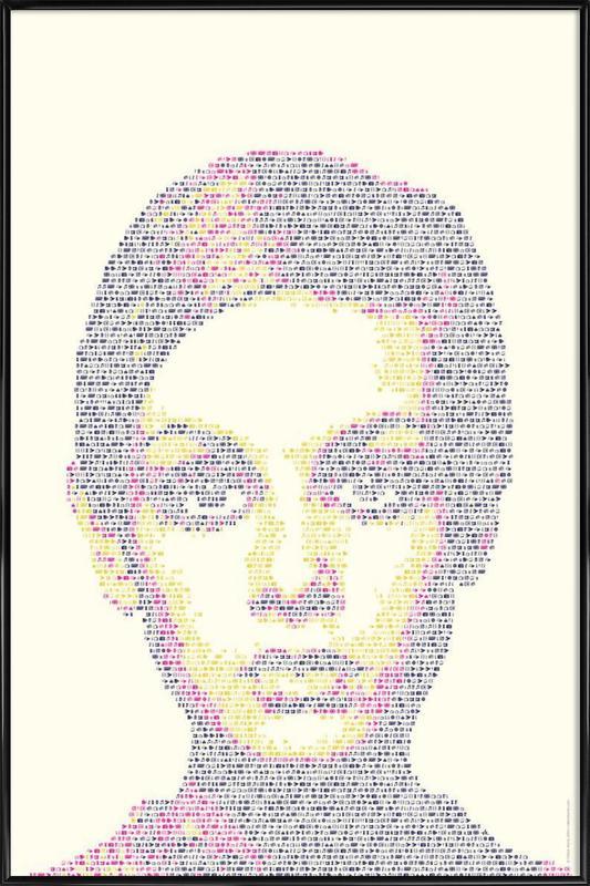Face of '66 Framed Poster