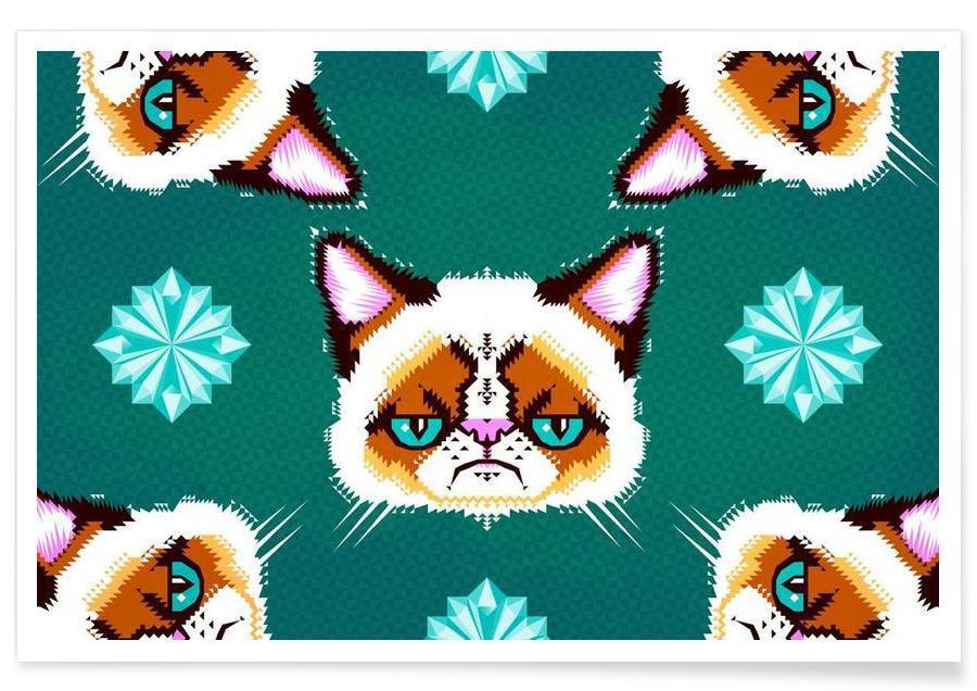 Grumpy Cat affiche