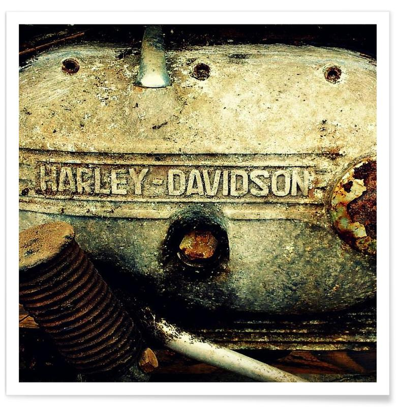 Harley affiche