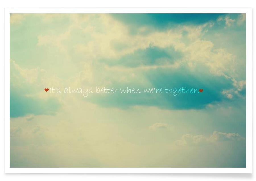When We're Together poster