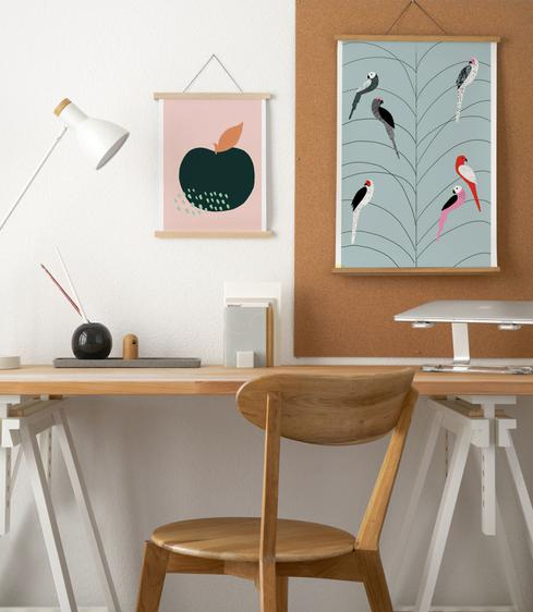 Shop wall art and wall decor online juniqe uk for Online decor stores
