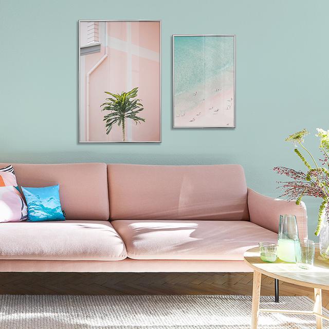 rosa deko pinke bilder deko in altrosa mehr juniqe. Black Bedroom Furniture Sets. Home Design Ideas