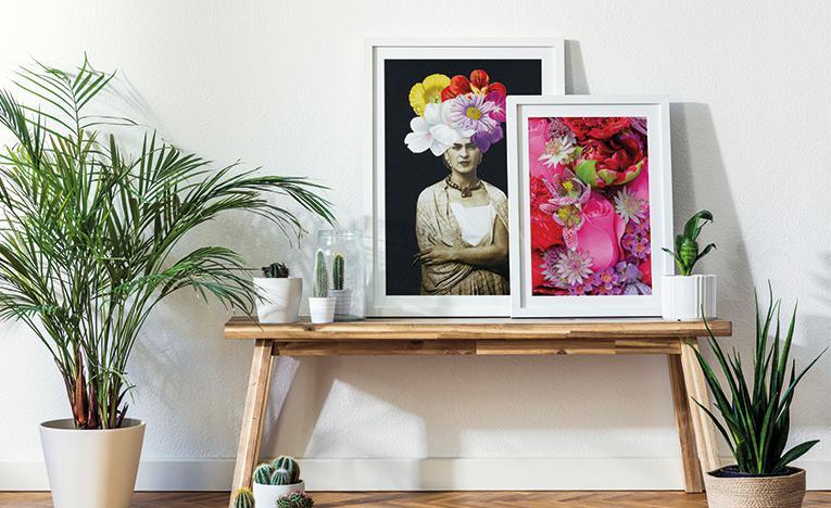 frida kahlo van kunstenares tot muze juniqe. Black Bedroom Furniture Sets. Home Design Ideas