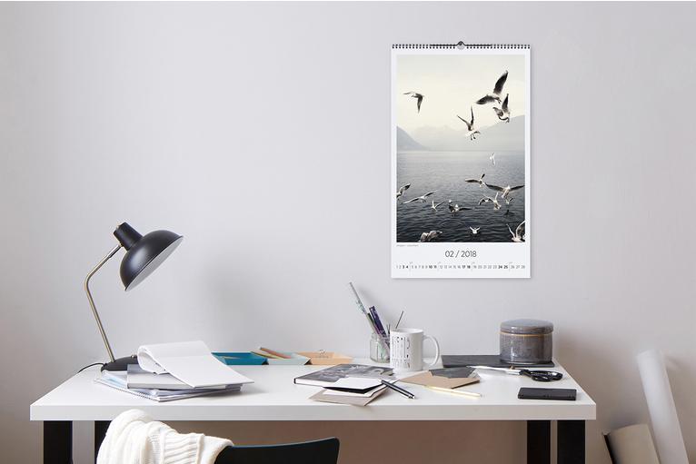 Wall Calendar - Product details