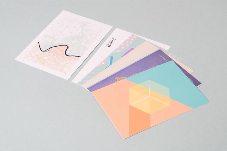 Postkartenset - Produktdetails
