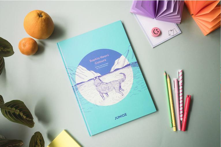 Children's Book - Sophia Hears Colours