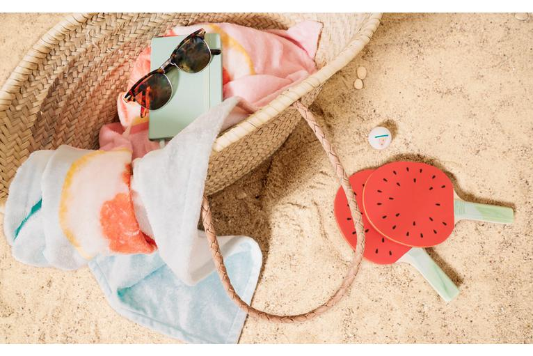 Serviette de plage - Détails du produit
