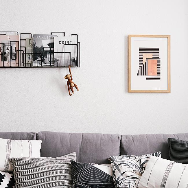 Skandinavisches Design Scandi Chic Zu Hause Bei Claudetta Juniqe