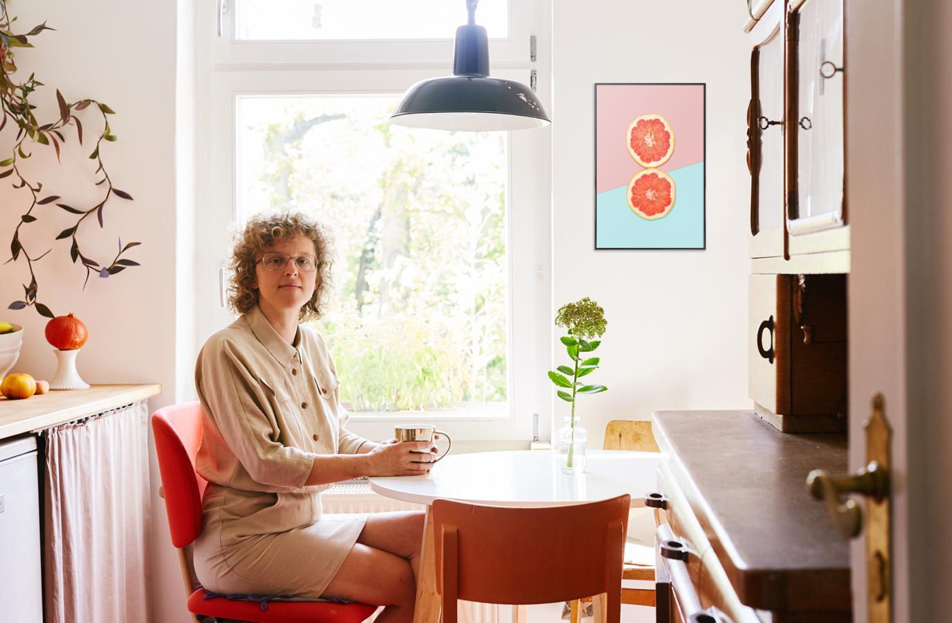 Modern & farbenfroh: Zu Hause bei Alex Bender | JUNIQE
