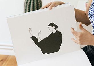 open art book SHARE Scandinavia