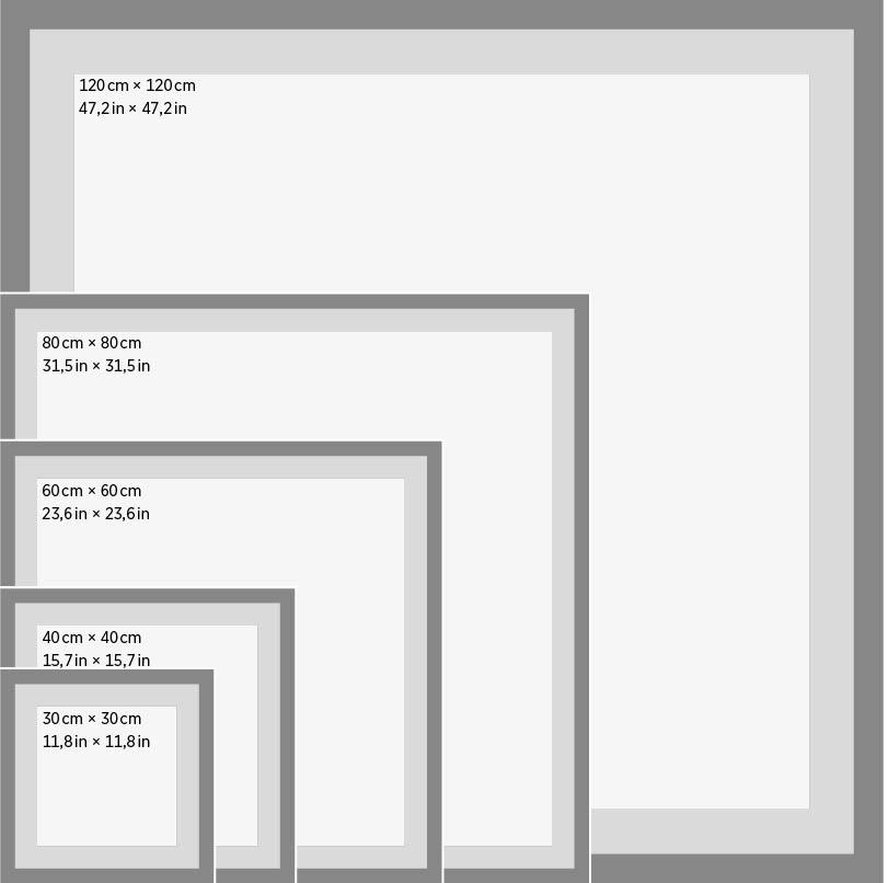 Poster Sizes | JUNIQE