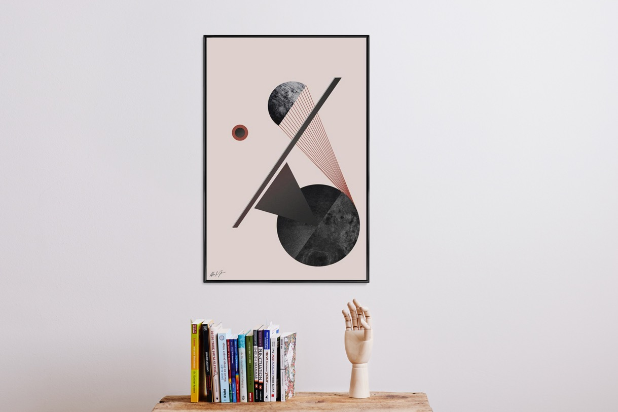 Framed Poster - Product details