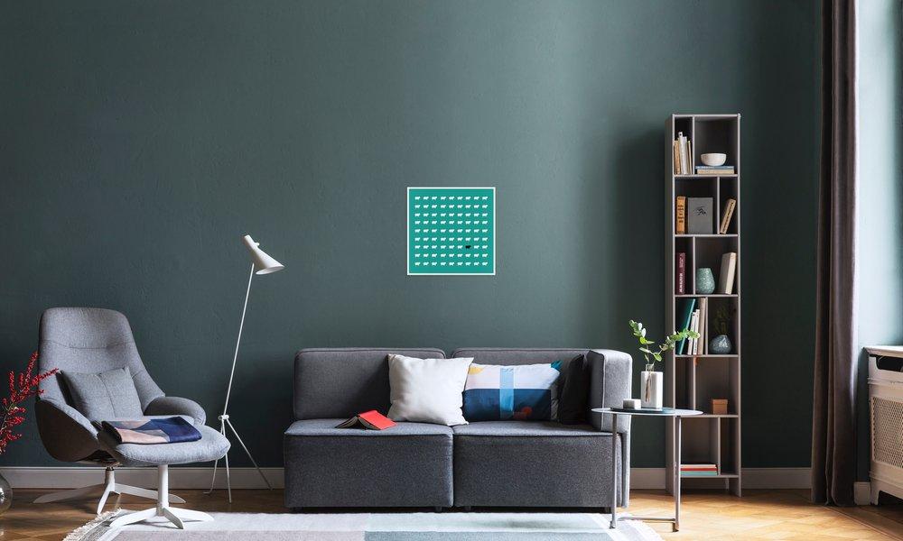 Wanddecoratie Met Licht : Wanddecoratie kies voor een wandkleed furnlovers