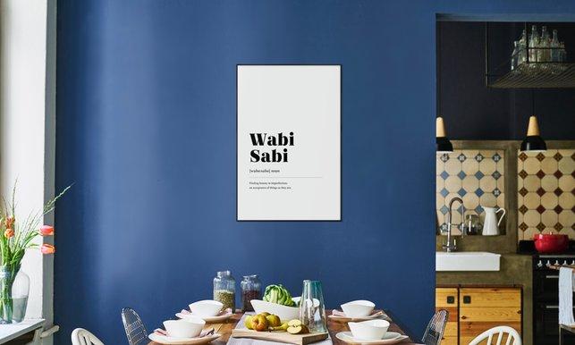 Wabi Sabi Poster Juniqe