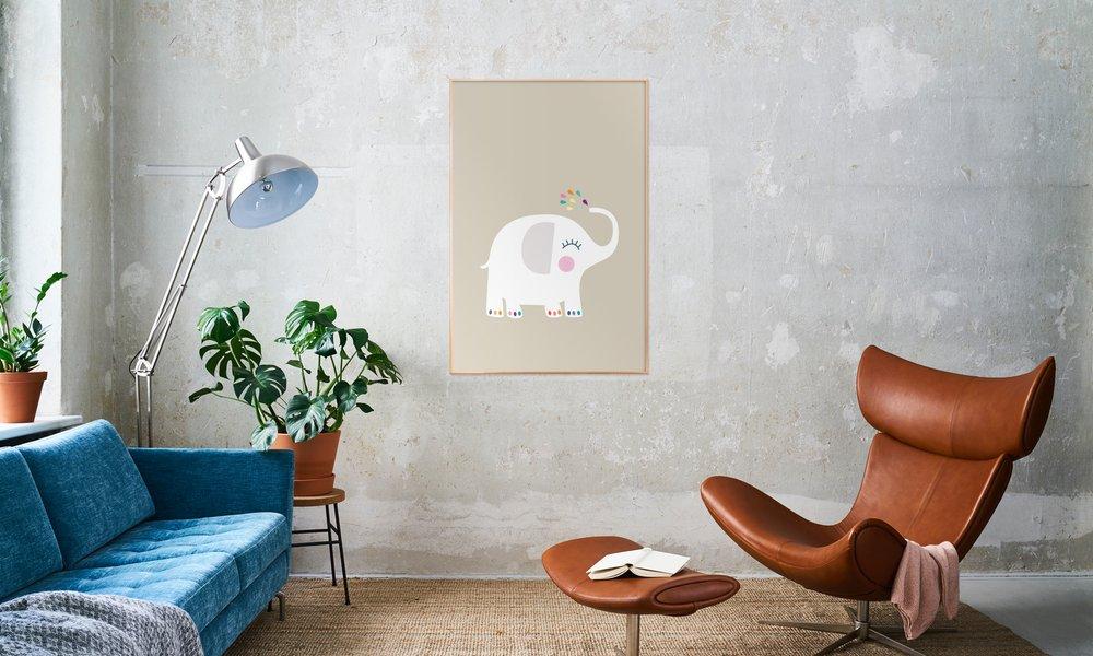 Phenomenal Elephant Rainbow Frankydiablos Diy Chair Ideas Frankydiabloscom